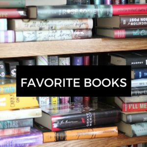 FAVORITE BOOKS