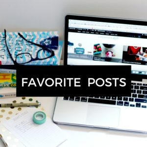 FAVORITE POSTS