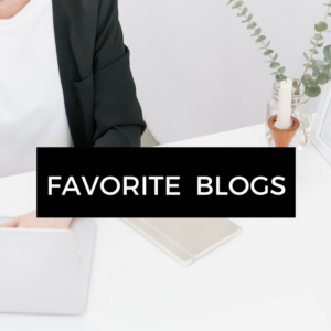 favorite-blogs